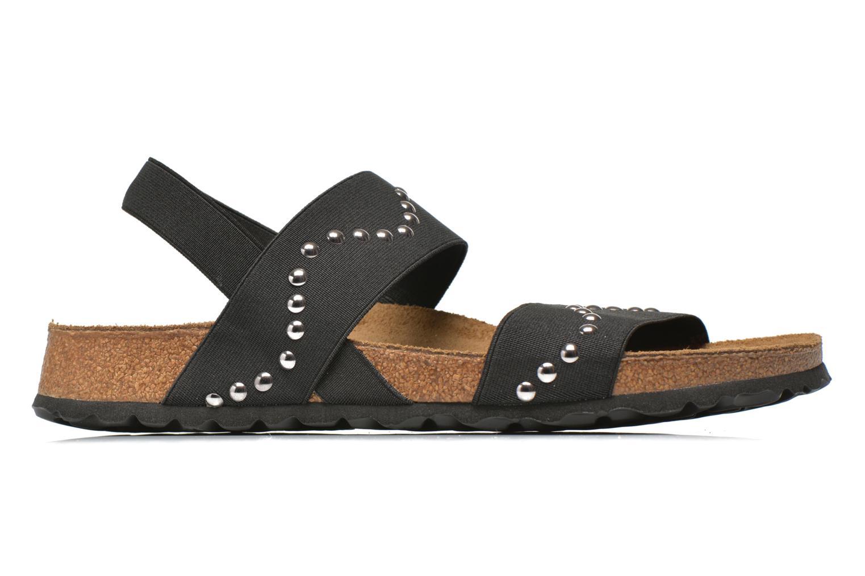 Sandales et nu-pieds Papillio Caterina Stretch W Noir vue derrière
