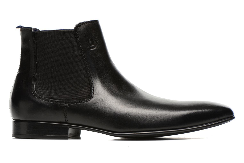 Bottines et boots Azzaro Nanty Noir vue derrière