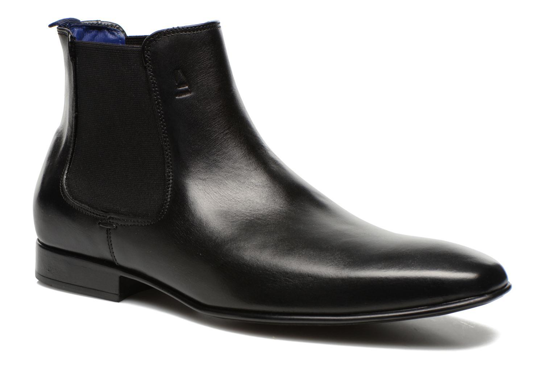 Bottines et boots Azzaro Nanty Noir vue détail/paire