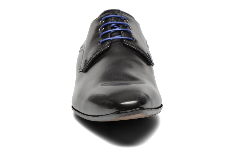 Chaussures à lacets Azzaro Alozan Noir vue portées chaussures