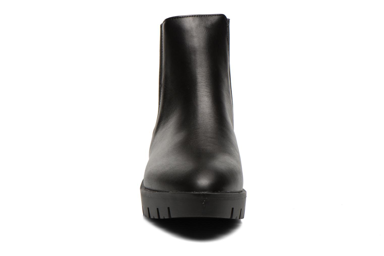 Bottines et boots Aldo EVORA Noir vue portées chaussures