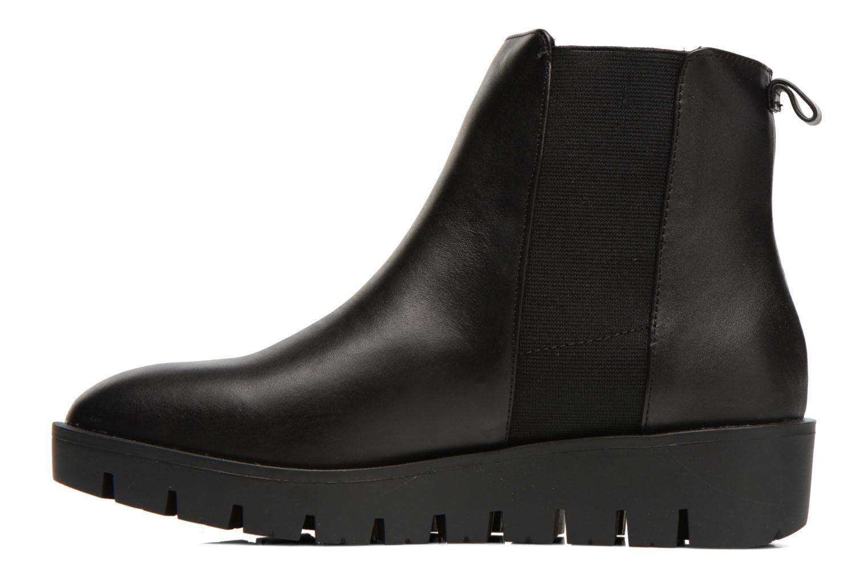 Bottines et boots Aldo EVORA Noir vue face