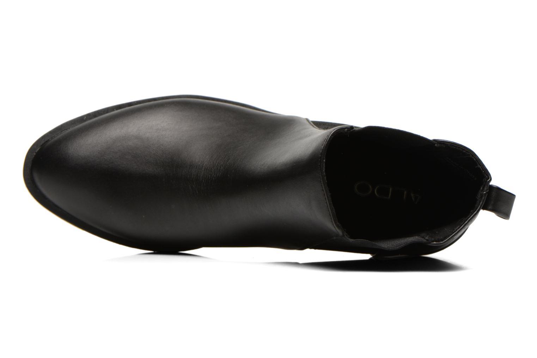 Boots en enkellaarsjes Aldo EVORA Zwart links