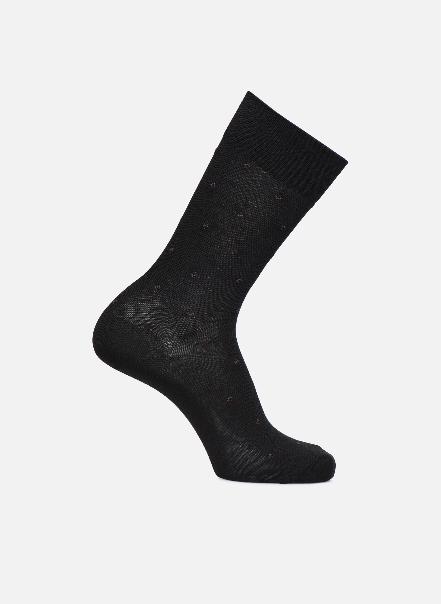 Socks Losanges  Noir