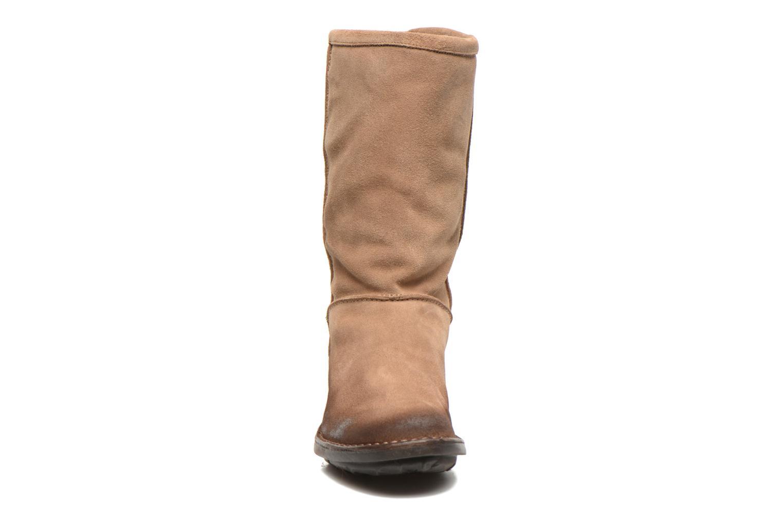 Stiefeletten & Boots Khrio Jacas beige schuhe getragen