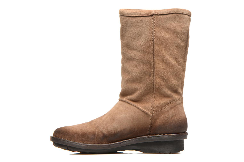 Stiefeletten & Boots Khrio Jacas beige ansicht von vorne