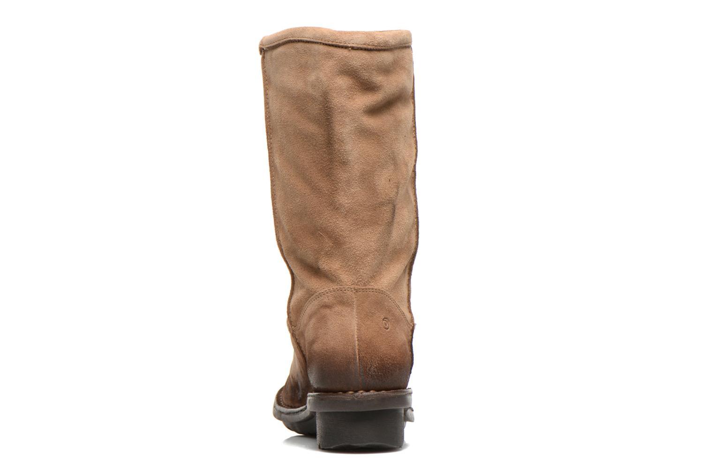 Stiefeletten & Boots Khrio Jacas beige ansicht von rechts