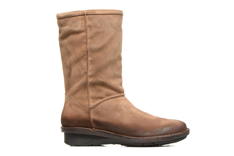 Stiefeletten & Boots Khrio Jacas beige ansicht von hinten