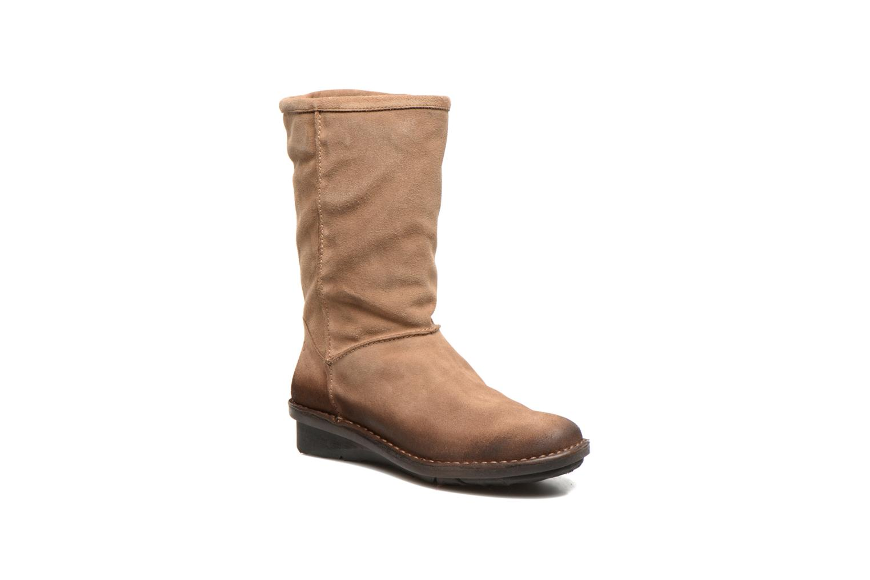 Stiefeletten & Boots Khrio Jacas beige detaillierte ansicht/modell