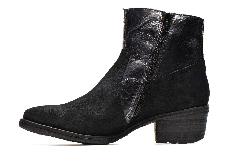 Boots en enkellaarsjes Khrio Heli Zwart voorkant