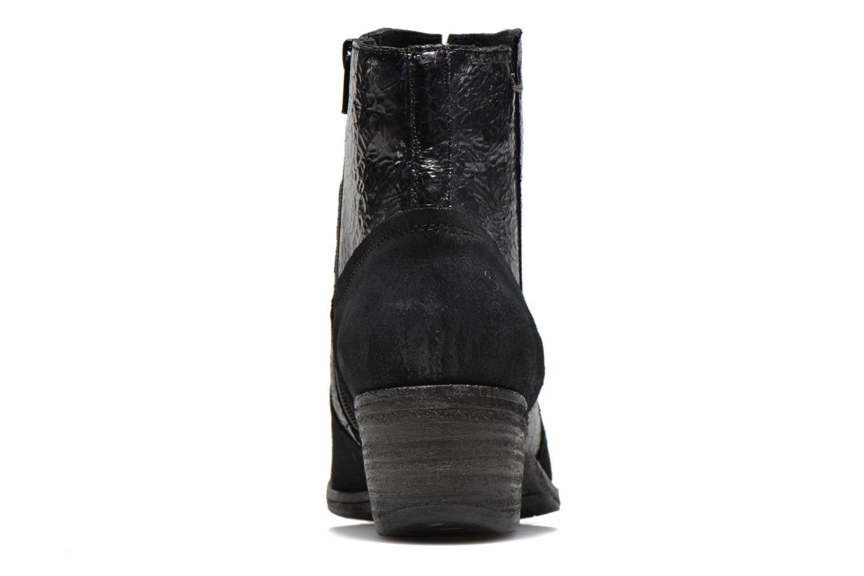 Boots en enkellaarsjes Khrio Heli Zwart rechts