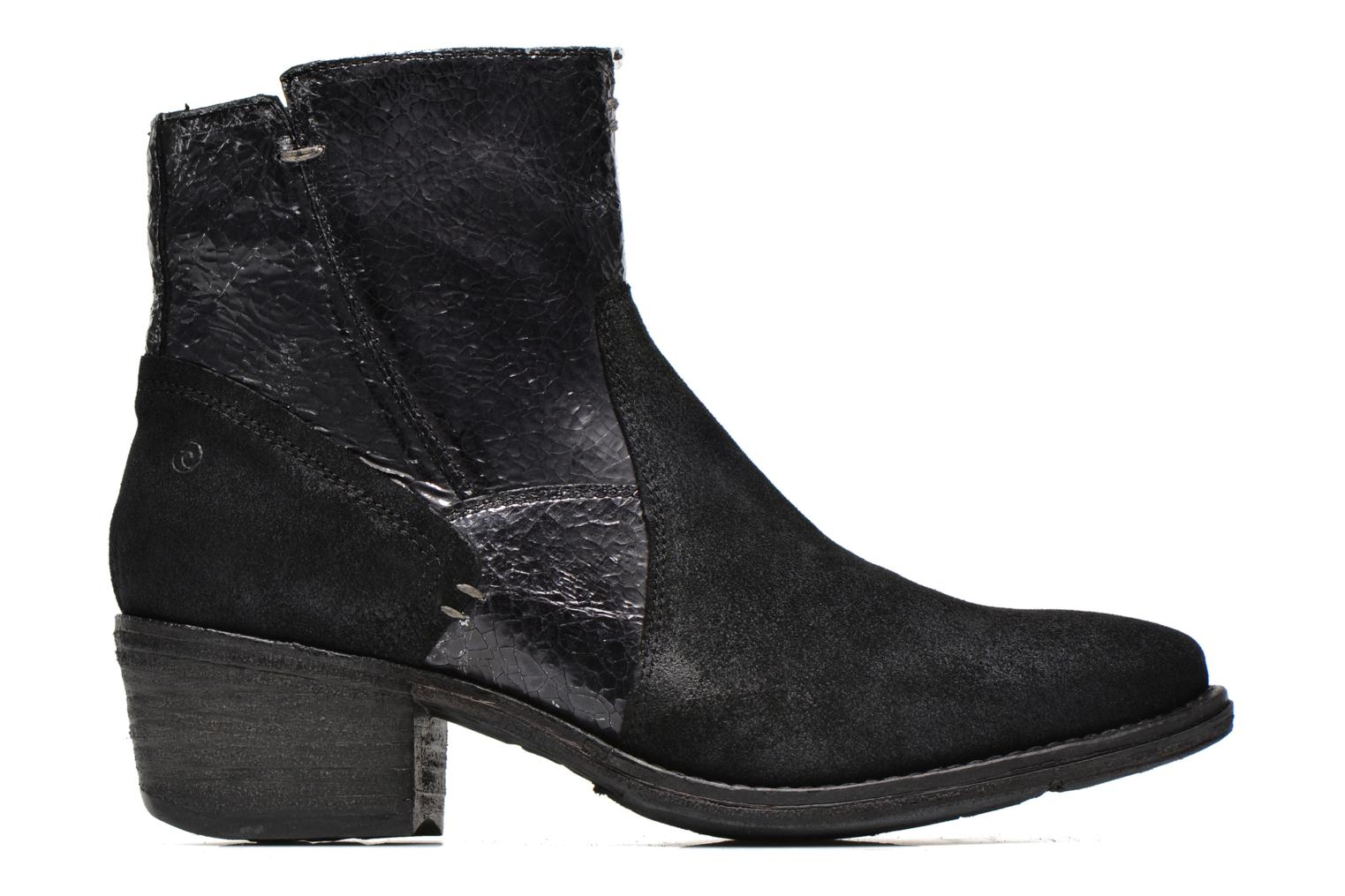 Ankle boots Khrio Heli Black back view