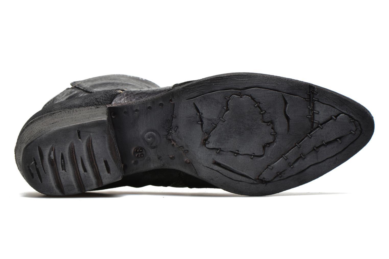 Stiefeletten & Boots Khrio Heli schwarz ansicht von oben
