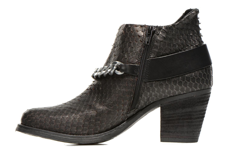 Stiefeletten & Boots Khrio Pito schwarz ansicht von vorne