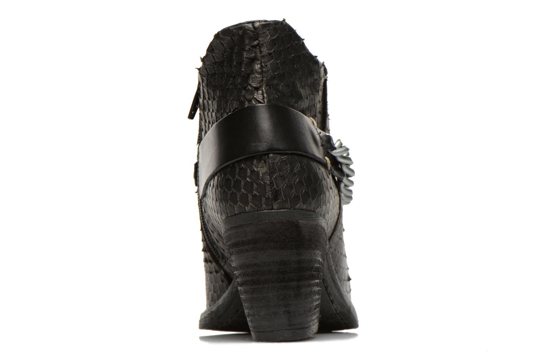 Stiefeletten & Boots Khrio Pito schwarz ansicht von rechts