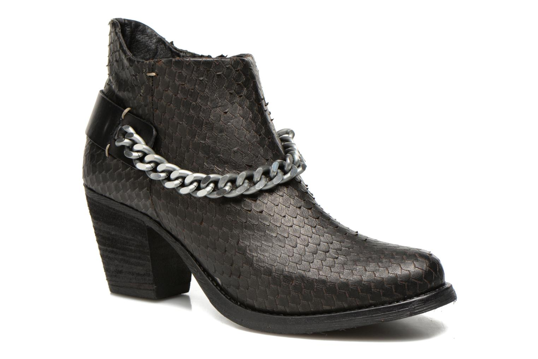 Zapatos promocionales Khrio Pito (Negro) - Botines    Zapatos de mujer baratos zapatos de mujer