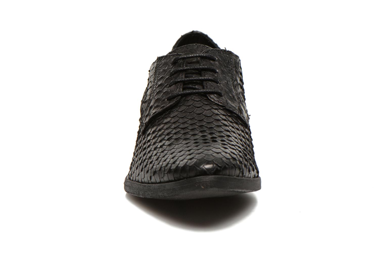 Chaussures à lacets Khrio Dosen Noir vue portées chaussures