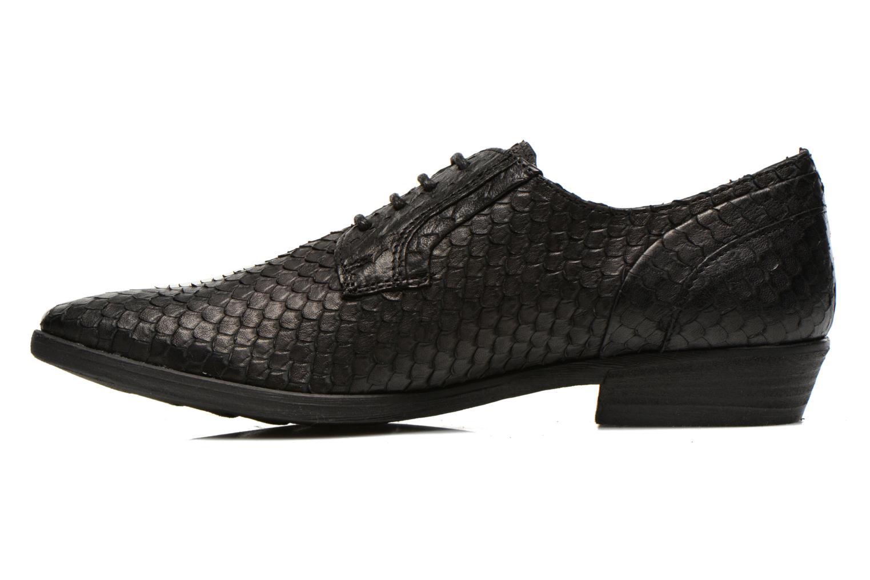 Chaussures à lacets Khrio Dosen Noir vue face