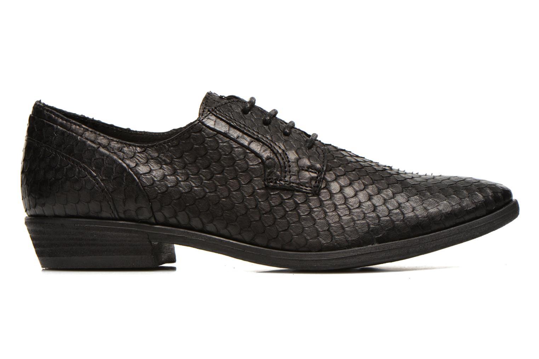Chaussures à lacets Khrio Dosen Noir vue derrière