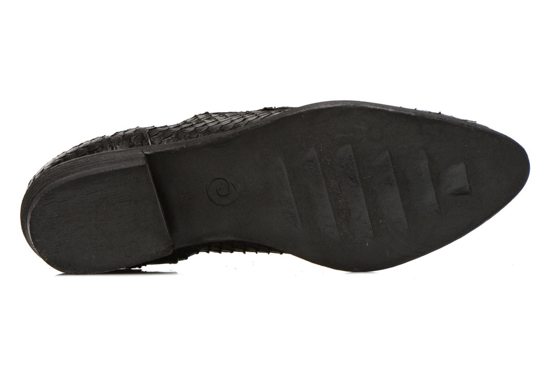 Chaussures à lacets Khrio Dosen Noir vue haut