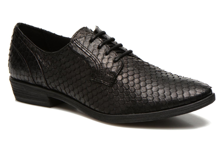 Chaussures à lacets Khrio Dosen Noir vue détail/paire