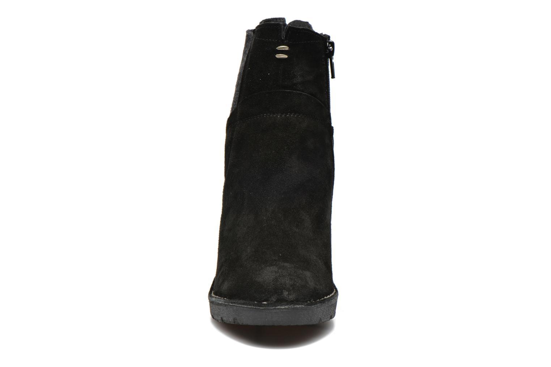 Bottines et boots Khrio Amam Noir vue portées chaussures