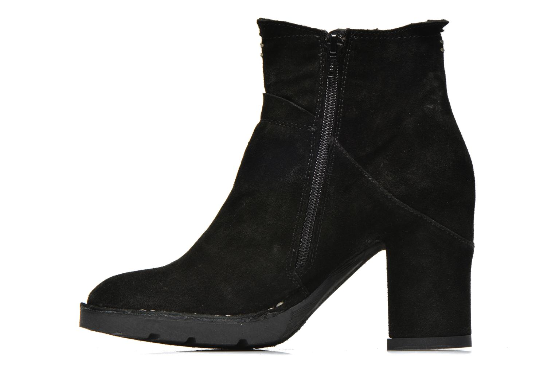 Bottines et boots Khrio Amam Noir vue face