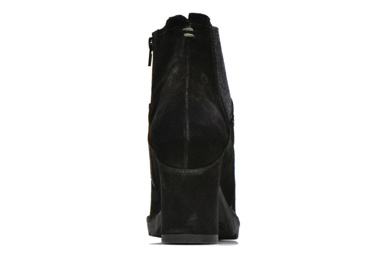 Bottines et boots Khrio Amam Noir vue droite