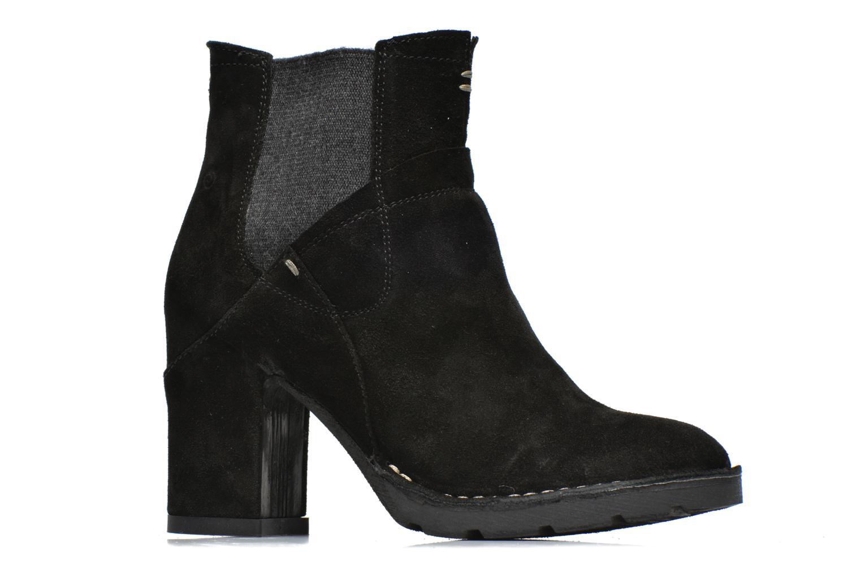 Bottines et boots Khrio Amam Noir vue derrière