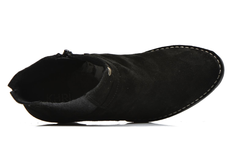 Bottines et boots Khrio Amam Noir vue gauche