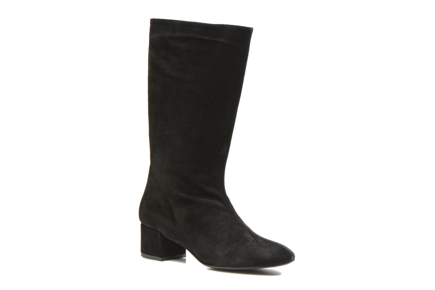 Ankle boots Made by SARENZA Chantilly Chérie #19 Black view from the right