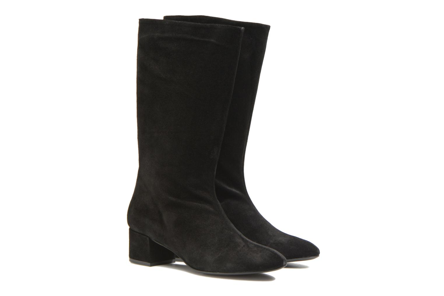 Ankle boots Made by SARENZA Chantilly Chérie #19 Black back view