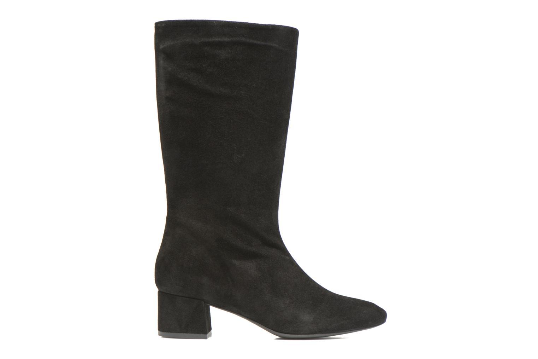 Chantilly Chérie #19 Cuir velours noir