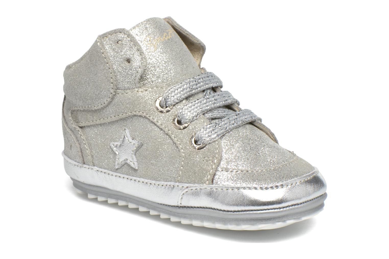 Sneaker Shoesme Silvia silber detaillierte ansicht/modell