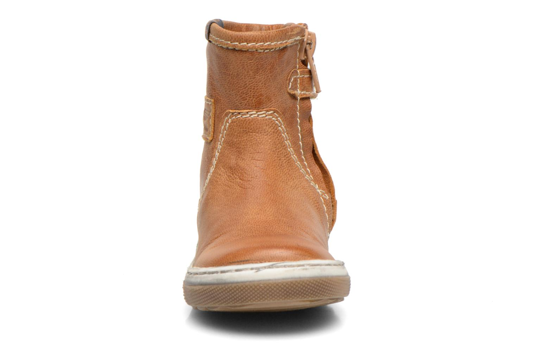 Stiefeletten & Boots Shoesme Sonny braun schuhe getragen