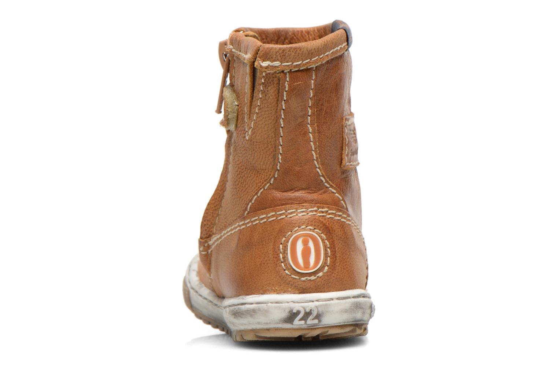 Stiefeletten & Boots Shoesme Sonny braun ansicht von rechts