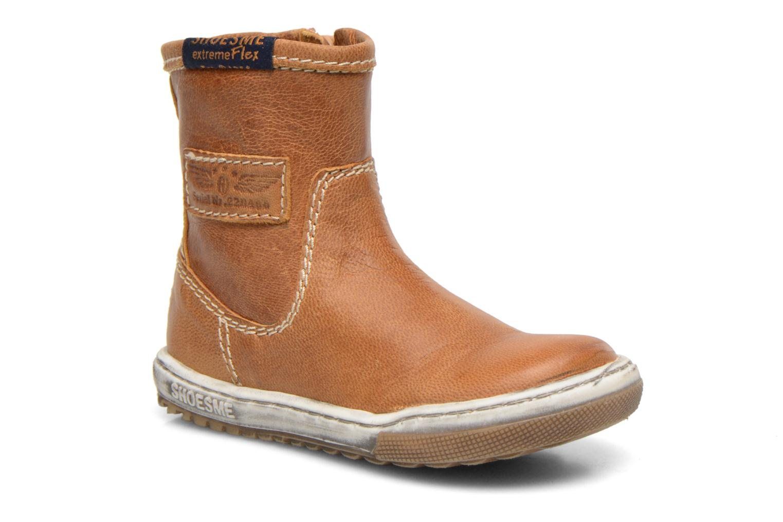 Boots en enkellaarsjes Shoesme Sonny Bruin detail