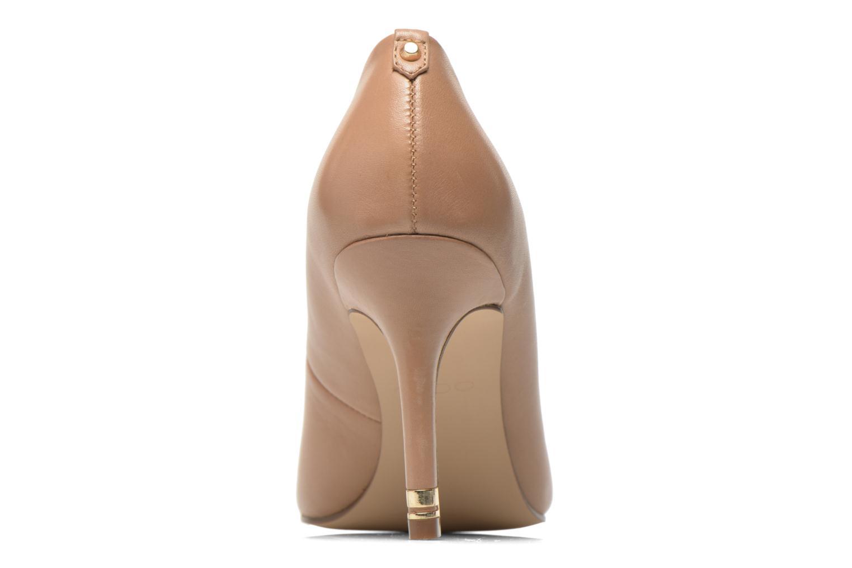 Zapatos de tacón Aldo UNENAN Beige vista lateral derecha
