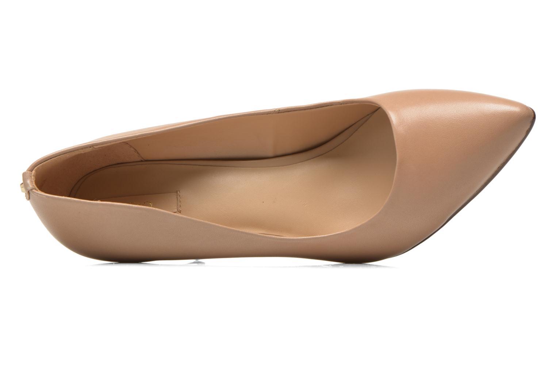 Zapatos de tacón Aldo UNENAN Beige vista lateral izquierda