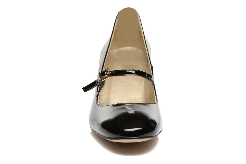 Høje hæle Georgia Rose Tex new Sort se skoene på