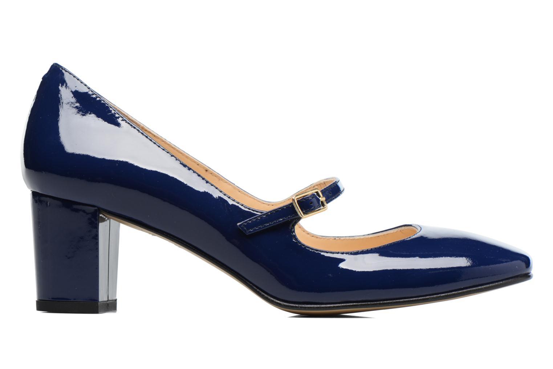 High heels Georgia Rose Tex new Blue back view