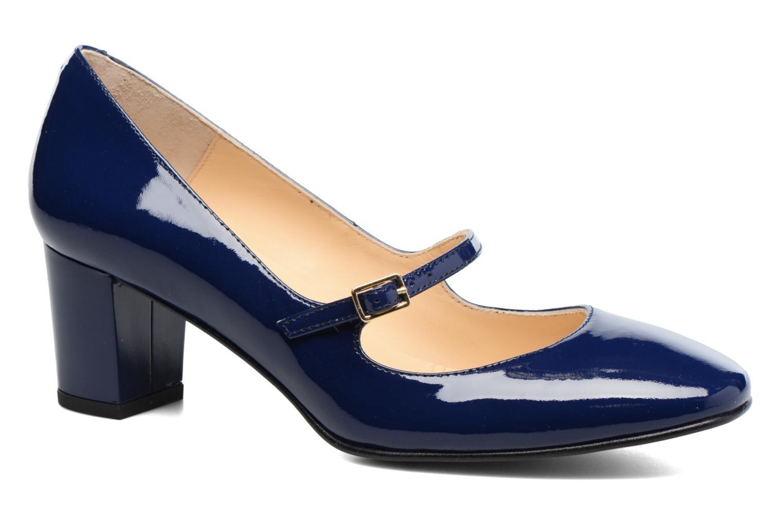 Høje hæle Georgia Rose Tex new Blå detaljeret billede af skoene