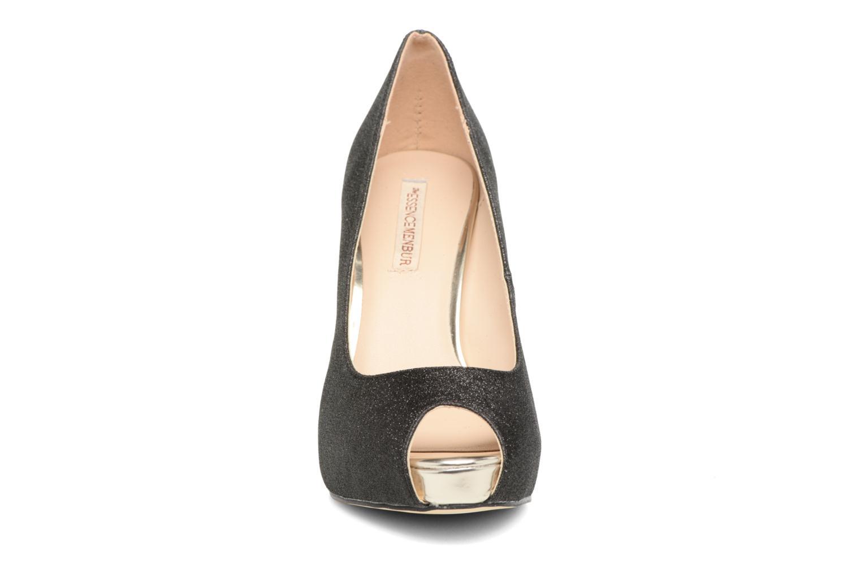 High heels Menbur Bailen Black model view