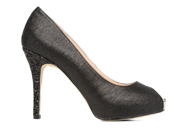 High heels Menbur Bailen Black back view