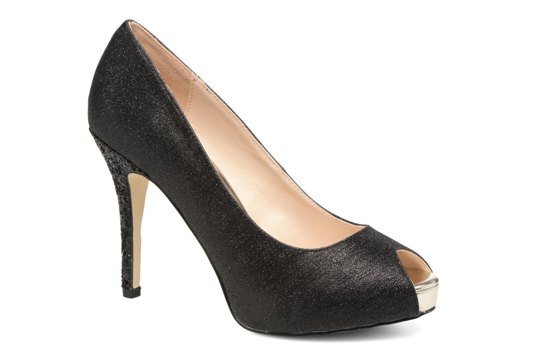 High heels Menbur Bailen Black detailed view/ Pair view