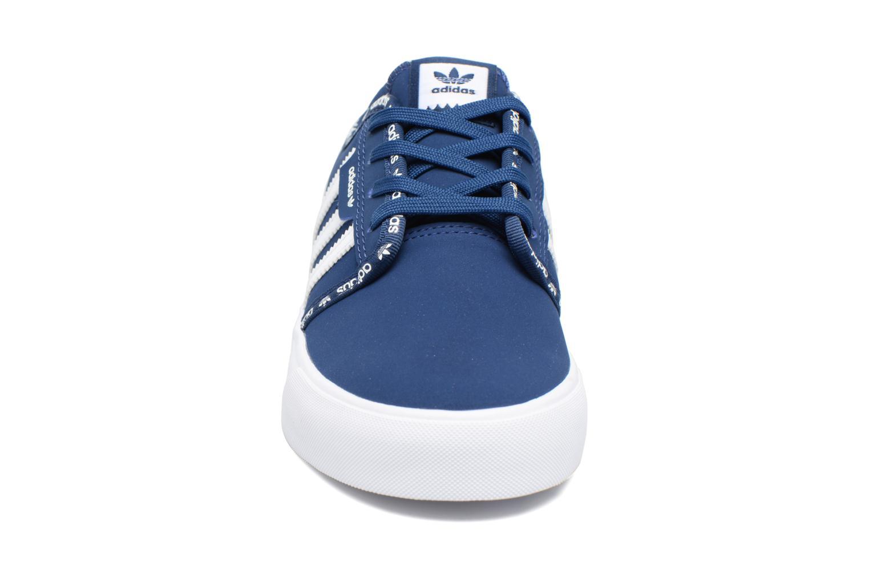 Sneaker Adidas Originals Seeley J blau schuhe getragen