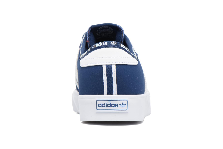 Sneaker Adidas Originals Seeley J blau ansicht von rechts