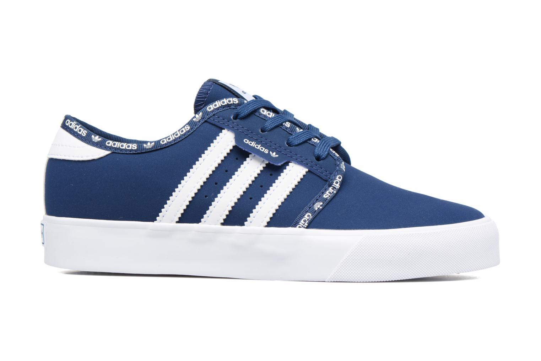 Sneaker Adidas Originals Seeley J blau ansicht von hinten