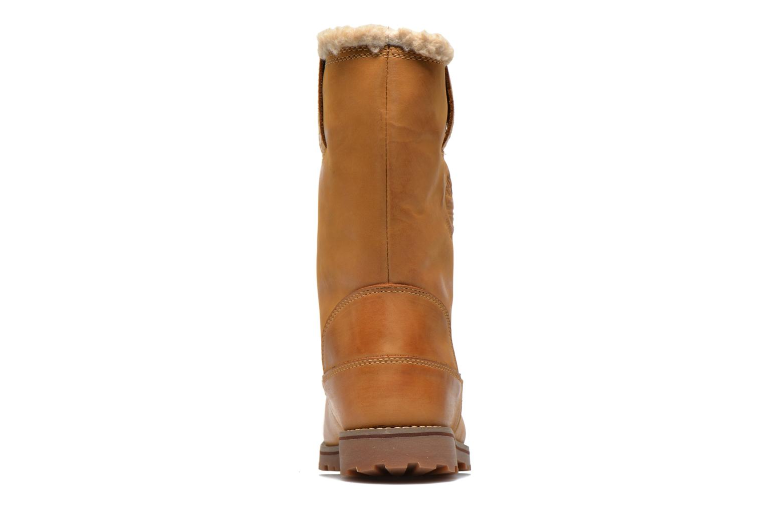Boots & wellies Timberland Asphtrl 8Inwp Shrl W Beige view from the right