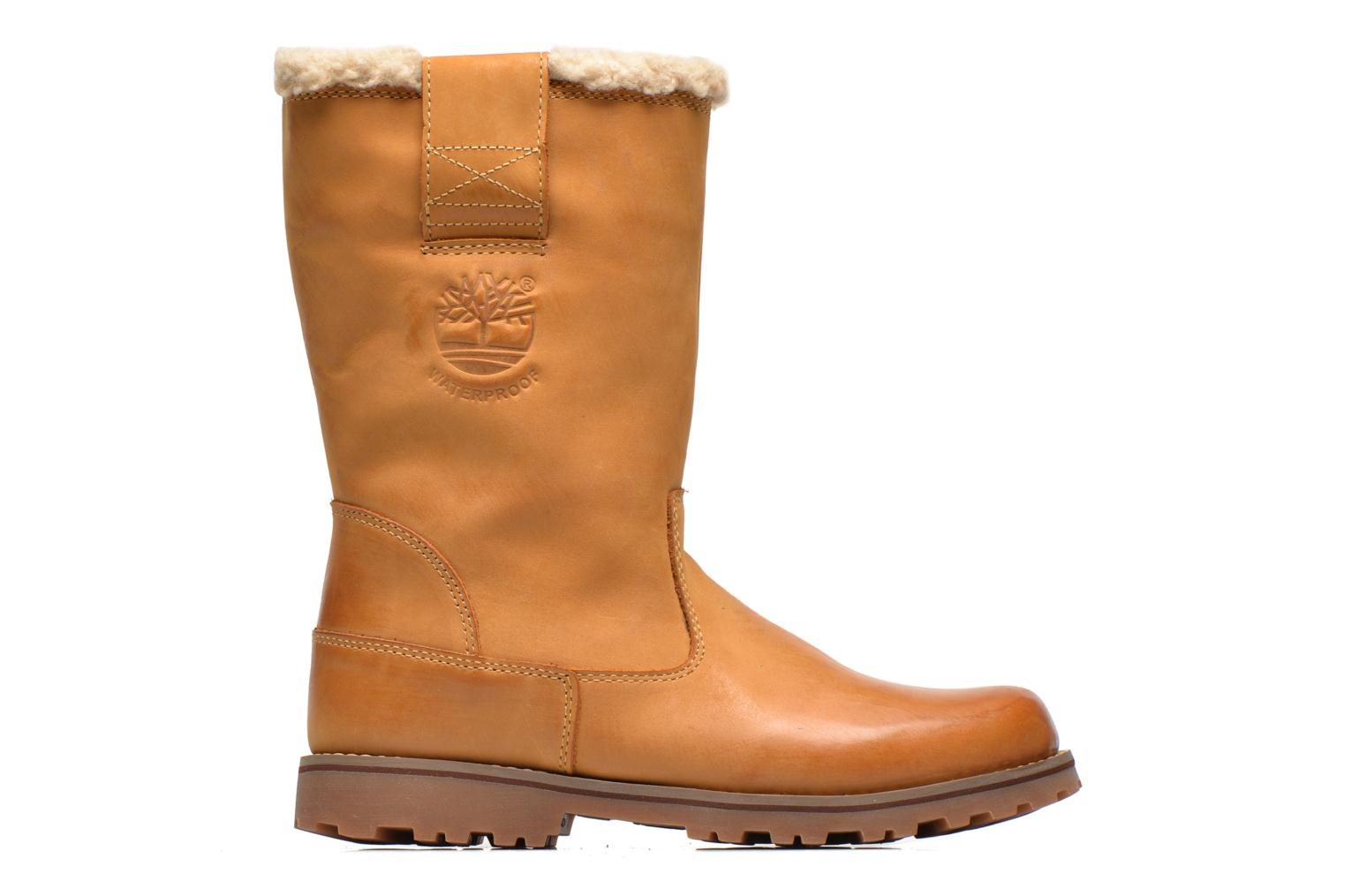 Boots & wellies Timberland Asphtrl 8Inwp Shrl W Beige back view